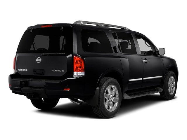 2015 Nissan Armada Platinum In Philadelphia, PA   LOUGHEAD NISSAN