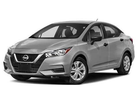 2020 Nissan Versa Sedan S Philadelphia PA | Ardmore Drexel ...